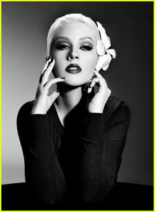 Christina Aguilera: New LP Promo Shot!