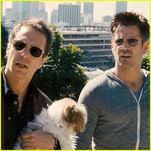Colin Farrell: 'Seven Psychopaths' Trailer!