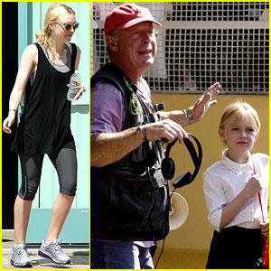 Dakota Fanning Remembers 'Man on Fire' Director Tony Scott