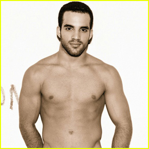 Danell Leyva: Shirtless Photo Shoot!