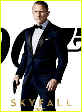 Daniel Craig: New 'Skyfall' UK Posters!