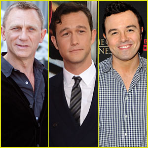 Daniel Craig & Joseph Gordon-Levitt: 'Saturday Night Live' Hosts!