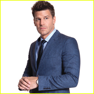 David Boreanaz: 'Da Man' Magazine Feature!