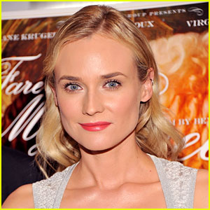 Diane Kruger: Abe Lincoln's Stepmom in 'Green Blade Rises'!