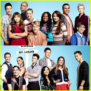 Dianna Agron Missing From 'Glee' Season 4 Poster