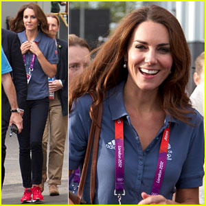Duchess Kate: Olympics Events Continue!