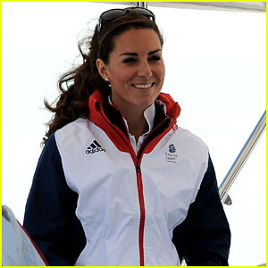 Duchess Kate Meets the Fab Five at the Olympics!
