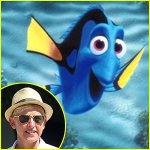 Ellen DeGeneres: 'Finding Nemo 2' Talks Are Happening!