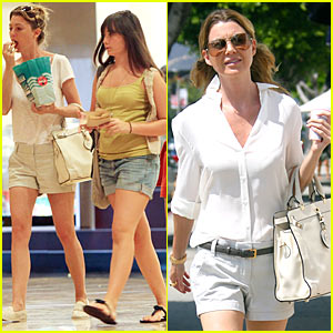 Ellen Pompeo: 'The Bourne Legacy' Showing