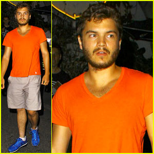 Emile Hirsch: 'Killer Joe' Was a Challenge!