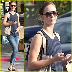 Emily Blunt: Stanley Tucci Marries Her Sister Felicity!