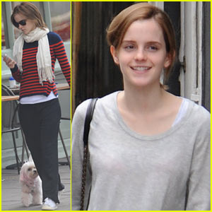Emma Watson: I Waited For A Script Like 'Perks'!