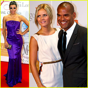 Eva Longoria & Amaury Nolasco: Global Gift Gala Givers!
