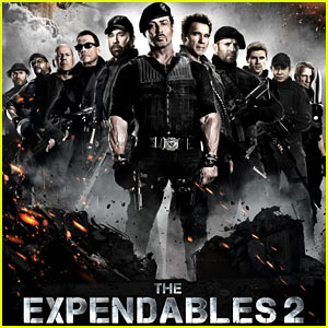 'Expendables 2' Tops Weekend Box Office!