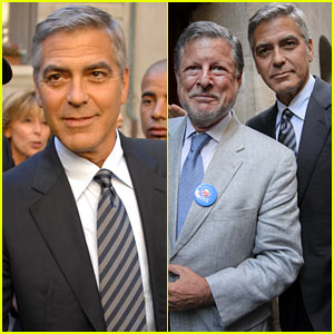 George Clooney: President Obama Fundraiser in Geneva!