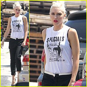 Gwen Stefani: 'Push & Shove' Bonus Tracks!