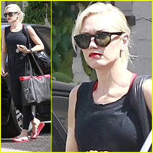 Gwen Stefani to 'Push And Shove' Ellen DeGeneres Next Month!