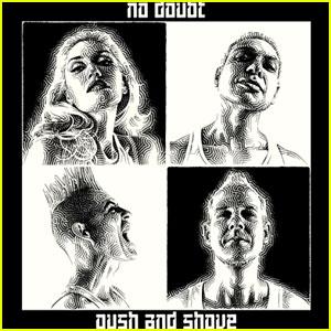 Gwen Stefani & No Doubt Reveal 'Push & Shove' Album Art!
