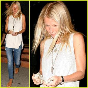 Gwyneth Paltrow Reveals Summer Music Playlist!