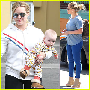 Hilary Duff: Pray For Surf!