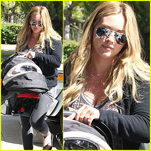 Hilary Duff: Toluca Lake Mansion Sold!