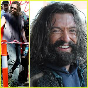 Hugh Jackman: Working on 'Wolverine'
