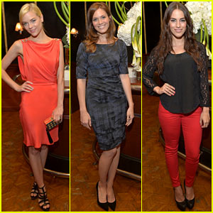 Jaime King & Mandy Moore: Clos du Bois Launch!