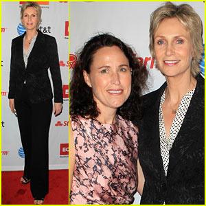 Jane Lynch: Equality Awards with Lara Embry!