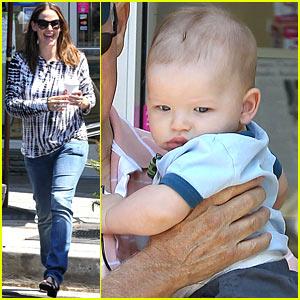 Jennifer Garner: Parenting Evolves All of the Time!