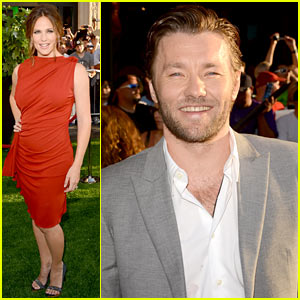 Jennifer Garner: 'Timothy Green' Premiere with Joel Edgerton!