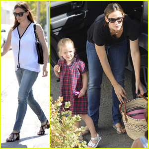 Jennifer Garner: Summer Camp for Seraphina!