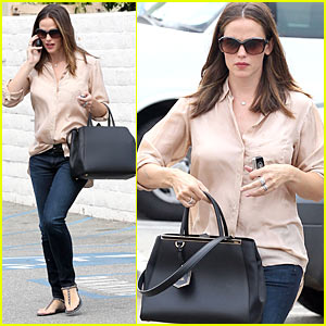 Jennifer Garner: Tavern Lunch!