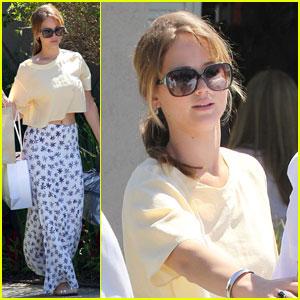 Jennifer Lawrence: Day of InDulgence Party