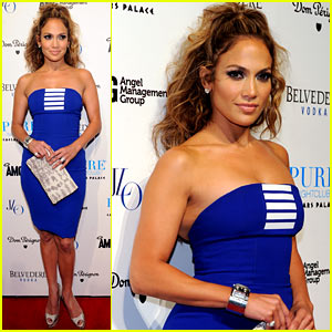 Jennifer Lopez: 'Dance Again' 3D Movie in the Works!