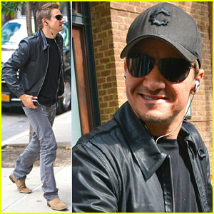 Jeremy Renner: 'Working with Matt Damon Would Be Awesome'