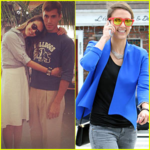 Jessica Alba: Ivy Lunch with Kimball Hastings