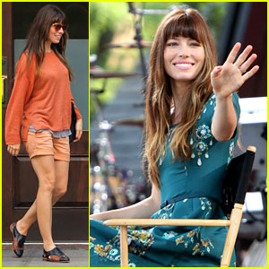 Jessica Biel: 'Total Recall' In Theaters Now!