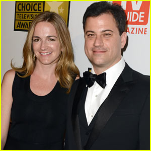 Jimmy Kimmel: Engaged to Molly McNearney!