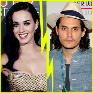 Katy Perry & John Mayer Split