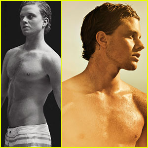 Jonny Weston: Shirtless in 'VMAN' - Exclusive First Look!