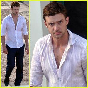 Justin Timberlake: Not Working on New Album