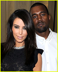 Kanye West Writes New Song for Kim Kardashian