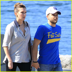 Katie Cassidy & Jerry Ferrara: New Couple Alert!