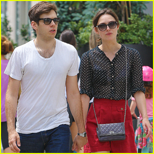 Keira Knightley & James Righton: Soho Stroll!