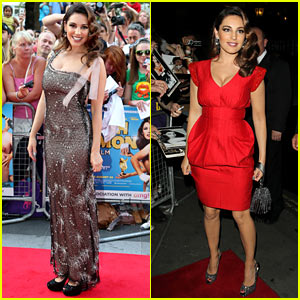 Kelly Brook: 'Keith Lemon' Premiere & After Party!