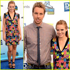 Kristen Bell & Dax Shepard - Do Something Awards 2012!