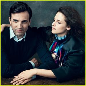 Kristen Stewart: 'Vogue' 120 Feature!