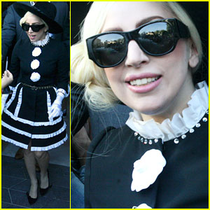 Lady Gaga Defends Wearing Fur