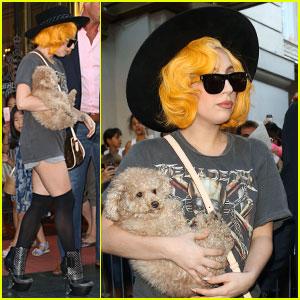 Lady Gaga: Emergency! Emergency!