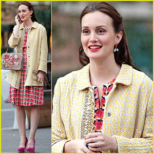 Leighton Meester: 'Gossip Girl' Gorgeous!